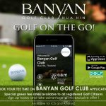 Banner Asian Golf on June 30